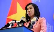 Tàu Trung Quốc vi phạm vùng biển hoàn toàn của Việt Nam