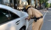 Hà Nội: Sẽ xử lý nghiêm xe cán bộ chiến sĩ trong ngành dừng đỗ sai quy định