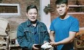 'Đá' phải cục tiền 45 triệu đồng, nam thanh niên tìm người đánh rơi trả lại ở Hà Tĩnh
