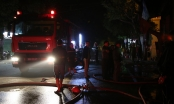 Cháy cửa hàng đồ điện thiệt hại 2 tỷ đồng ở Vĩnh Phúc