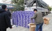 Bắt giữ số lượng khủng thuốc lá lậu từ Quảng Trị ra Hà Nội tiêu thụ