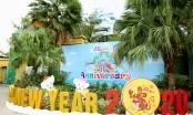 Cùng công viên nước Hồ Tây chào đón Xuân Canh Tý 2020