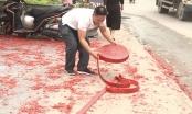 Chủ tịch Nguyễn Đức Chung chỉ đạo kiểm tra, xử lý vụ đốt pháo trong đám cưới ở Hà Nội