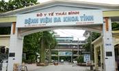 Phó Trưởng khoa Bệnh viện Đa khoa Thái Bình bị khởi tố vì nhận hối lộ