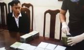 Hà Nội: Bắt giữ đối tượng buôn ma tuý, thu giữ 20 bánh heroin