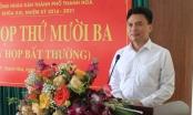 Thanh Hóa có tân Chủ tịch UBND thành phố