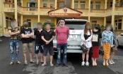 Ổ nhóm ma tuý trên xe vi phạm nồng độ cồn ở Hải Dương
