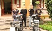 Lai Châu: Nhóm thanh niên bốc đầu xe máy, câu like bị phạt 10 triệu đồng