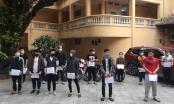 Tạm giữ hình sự 15 đối tượng nam nữ tổ chức đua xe ở hồ Hoàn Kiếm giữa mùa dịch COVID-19