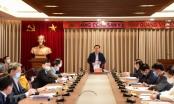 Bí thư Hà Nội Vương Đình Huệ: Nhiệm vụ ưu tiên hàng đầu của Thủ đô là phòng chống dịch Covid-19