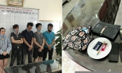Thái Bình: Bắt giữ nhóm thanh niên đang say sưa ma tuý trong quán karaoke