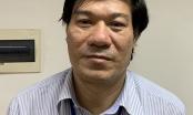 Bắt ông Nguyễn Nhật Cảm - Giám đốc Trung tâm kiểm soát bệnh tật Hà Nội