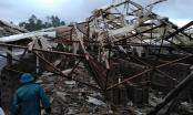Yên Bái: Mưa đá, giông lốc dữ dội ở Yên Bái, 01 người bị sét đánh tử vong