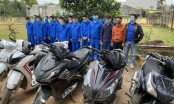 Bắt quả tang 27 đối tượng trong sới bạc, thu giữ hơn 250 triệu đồng ở Thanh Hoá