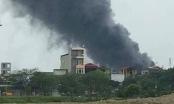 Hà Nội: Xác định danh tính 3 người tử vong sau vụ cháy lớn ở Khu công nghiệp Phú Thị