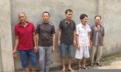 Bắt giữ 5 lão đại đang đánh bạc dưới hình thức đánh chắn ở Hưng Yên
