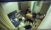 Hải Phòng: Bắt giữ nam thanh niên hành hùng vợ hờ một cách tàn bạo