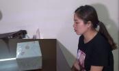 Bắt giữ nữ quái khi đang cố phi tang ma tuý ở Thanh Hoá