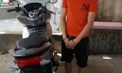 Bắt giữ siêu trộm xe máy chỉ sau 8h gây án ở Quảng Bình