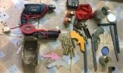 Hải Phòng: Bắt đối tượng trốn truy nã vừachế tạo, vừa tàng trữ vũ khí nóng