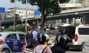 Hà Nội: Danh tính tài xế  đột tử, gục đầu trên vô lăng khi đang tham gia giao thông