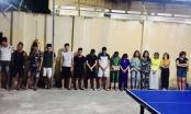 Thanh Hoá: Bắt quả tang 16 nam thanh nữ tú tổ chức sử dụng ma túy tại quán Karaoke
