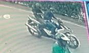 Hà Nội: Truy bắt đối tượng táo tợn cướp giật điện thoại iphone của đôi vợ chồng trẻ trên đường