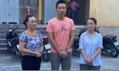 Thanh Hoá: Bắt giữ nhóm tội phạm trong cùng gia đình, dàn cảnh trúng thưởng sổ xố để trộm cắp