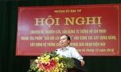 """Thái Nguyên: Bí thư Huyện Đại Từ nói gì về đoạn ghi âm có con số """"15 tỷ tiền mặt""""?"""
