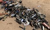 Quảng Bình: Tiêu hủy 377 vũ khí, vật liệu nổ, công cụ hỗ trợ