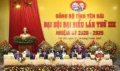 Khai mạc Đại hội đại biểu Đảng bộ tỉnh Yên Bái, nhiệm kỳ 2020-2025