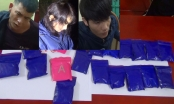 Thanh Hoá:Bắt 3 đối tượng mua, bán ma túy, thu giữ 4.200 viên hồng phiến