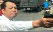 Bắc Ninh: Xét xử lưu động Giám đốc rút súng đe doạ 'bắn vỡ sọ' tài xế xe tải