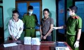 Quảng Bình: Bắt giữ các đối tượng vận chuyển 2kg ma túy đá bằng xe taxi