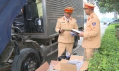 Thanh Hoá: Bắt giữ 1 xe tải chế thùng phụ chở 16 nghìn bao thuốc lá lậu