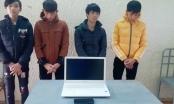 Quảng Bình: Bắt giữ nhóm thanh niên thực hiện nhiều vụ trộm cắp