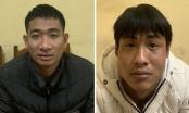 Thanh Hoá: Nhanh chóng bắt giữ 2 đối tượng cướp giật tài sản để có tiền đánh bạc