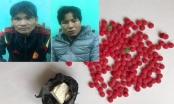 Vận chuyển thuê ma túy để được trả công bằng ma túy