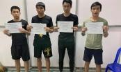Nhập cảnh trái phép về quê ăn Tết, 4 đối tượng bị bắt tại cửa khẩu Long Bình