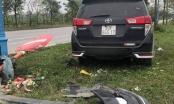 Ô tô điên' gây tai nạn liên hoàn khiến 3 người thương vong ở Hà Nội