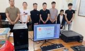 Thanh Hoá: Bắt ổ nhóm chuyên làm giả chứng minh nhân dân để lừa đảo số tiền lớn