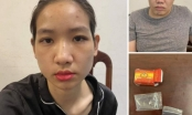 Hà Nội: Bắt quả tang đôi nam nữ mua bán trái phép chất ma tuý