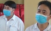 Thanh Hoá: Công an thông tin vụ nguyên chủ tịch xã và cán bộ địa chính bị bắt