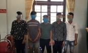 Bắc Giang: Bắt 5 đối tượng đang sát phạt nhau trên chiếu bạc giữa mùa dịch Covid-19
