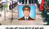 Bắc Giang: Bác thông tin Thiếu tá công an Nguyễn Thành Trí đã qua đời đột ngột khi tham gia chống dịch