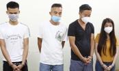 Bắt giữ nhóm nam, nữ thuê phòng nghỉ để bay lắc giữa mùa dịch ở Quảng Bình