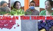 Triệt xoá đường dây ma tuý khủng từ Lào vào Thanh Hoá, bắt 4 đối tượng