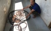 Quảng Bình: Bắt đối tượng gây ra 21 vụ trộm thiết bị điện