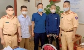 Nam thanh niên trộm xe máy của bố để đi bụi từ Thanh Hóa tới Sơn La thì bị CSGT giữ lại