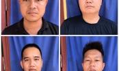 Bắc Giang: Bắt quả tang nhóm đối tượng tổ chức đánh bạc dưới hình thức xóc đĩa giữa mùa dịch
